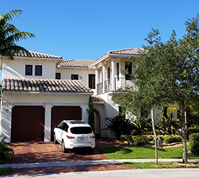 Home Insurance covered home in Sunrise, FL